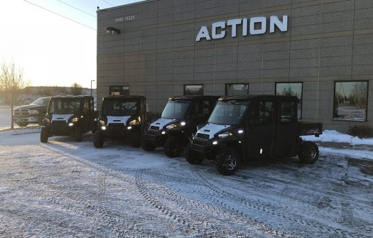 Polaris Ranger to be used at the Super Bowl.