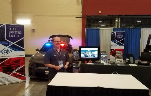 Action Fleet at the 2018 Chief's Show